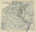 (January 5, 1945), HQ Twelfth Army Group situation map. LOC 2004630308.tif