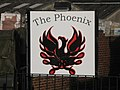 (New) sign for the Phoenix, Priestpopple - geograph.org.uk - 1711386.jpg