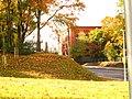 (PL) Polska - Warmia - Koszary przy ulicy Dąbrowskiego w Olsztynie - Barracks on Dabrowski Street in Olsztyn (9.X.2012) - panoramio.jpg