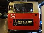 Åhlén Holm bussreklam 1940-tal.jpg