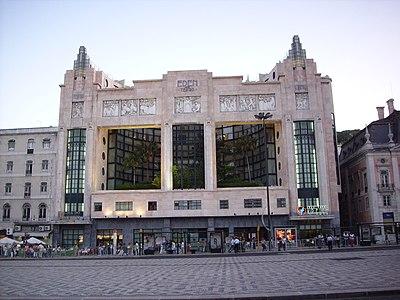 %C3%89den teatro - Avenida dos Restauradores