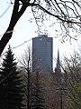 Édifice de Radio-Canada, vu de la rue Sherbrooke, Montréal - panoramio.jpg