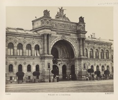 Édouard Baldus, Paris - Palais de l'industrie, between 1851 and 1870 - Library of Congress.tif