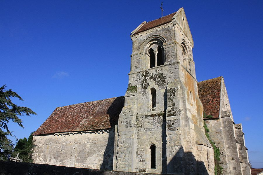 Église Notre-Dame de La Croix-sur-Ourcq