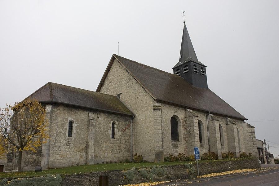 Parish church St Martin