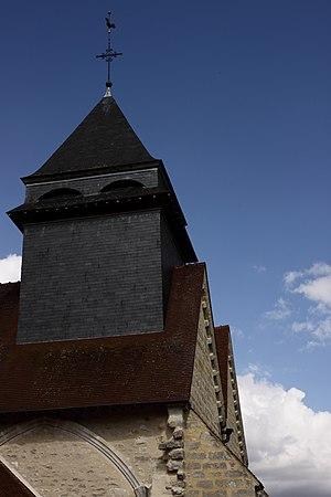 Bourguignons - Image: Église Saint Vallier de Bourguignons