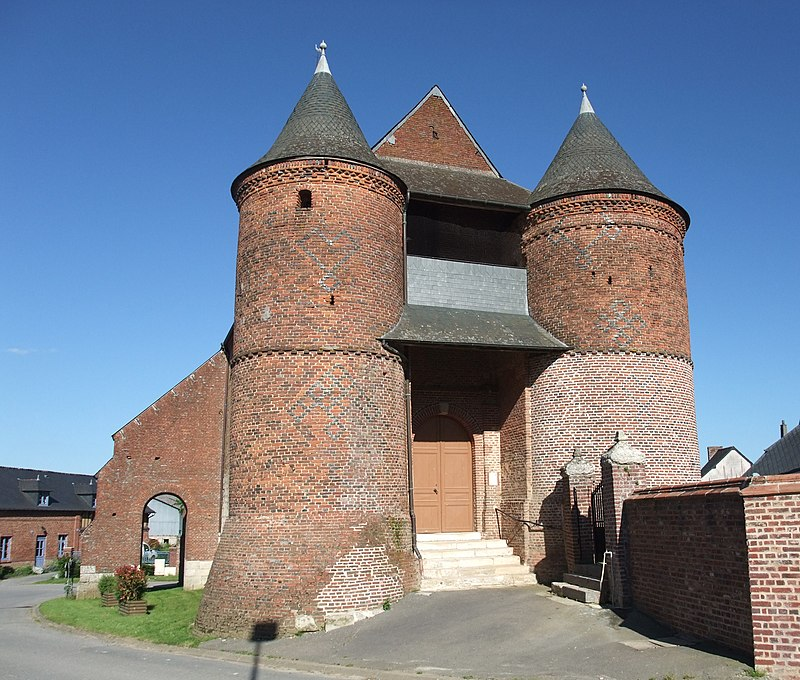 archon l'église