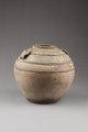 Östasiatisk keramik. Gravfynd, urna - Hallwylska museet - 96092.tif