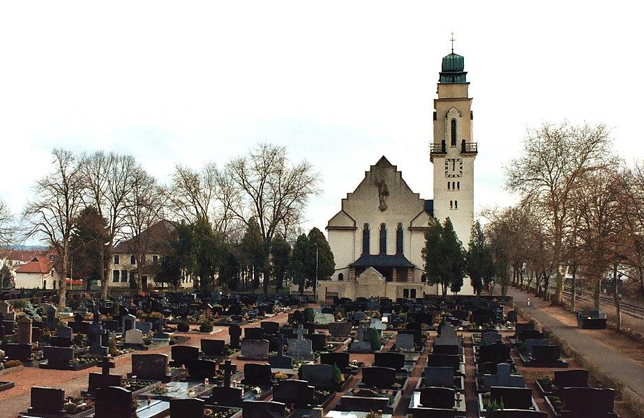 Überherrn, the church St. Bonifatius