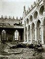 İsmailiyyə sarayının Böyük zalının interyeri mart soyqırımından sonra.jpg