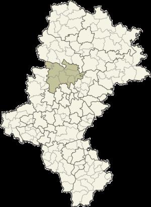 Tarnowskie Góry County - Image: Śląskie tarnogórski