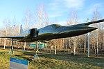 Аэродинамическая модель Ту-22М. Музей гражданской авиации. Ульяновск. Ноябрь 2013 - panoramio.jpg