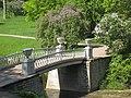 А внизу тихие воды реки Славянка - вид с Чугунного моста.jpg