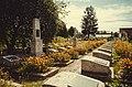 Братські могили воїнів Радянської армії на кладовищі в м. Рівне, вид 1.jpg
