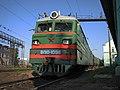 ВЛ10-1098, Россия, Новосибирская область, депо Инская (Trainpix 145975).jpg