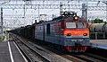 ВЛ10-1597, Россия, Ленинградская область, станция Мга (Trainpix 133938).jpg