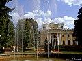 Гомельскі палацава-паркавы ансамбль ... Gomel Palace and Park Ensemble - panoramio.jpg