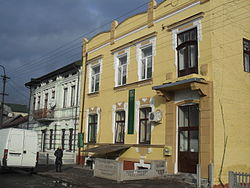 Old town of Rava-Ruska