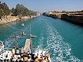Западная оконечность Коринфского канала. - panoramio.jpg