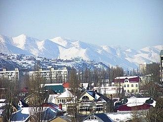 Buynaksk - Buynaksk in Winter