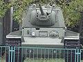 КВ-1. Центральный музей Вооруженных сил. Москва. Октябрь 2015 - panoramio.jpg