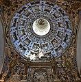Каплиця Боміїв, ліпнина купола.jpg