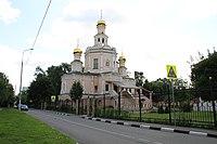 Москва. Церковь благоверных князей Бориса и Глеба в Зюзине - 088.JPG