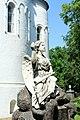 Новодевичий монастырь. Скульптура ангела.jpg