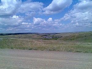 Omutninsky District - Landscape in Omutninsky District