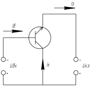 Биполярный транзистор — Википедия