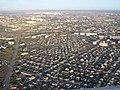 Панорама города Кургана с самолета 2005 год 01.JPG
