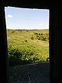 Природний заповідник «Єланецький степ» - Палац Природи вид з вікна.jpg