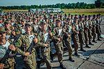 Підготовка Нацгвардії до військового параду на честь Дня Незалежності України 1177-2 (20494316701).jpg