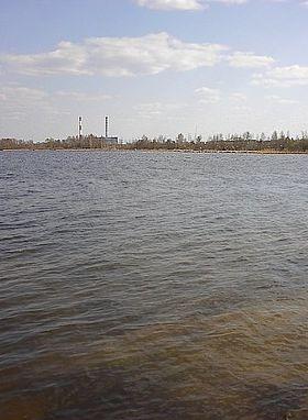Пляж святое озеро 84