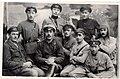 С.П. Романовский с сослуживцами в 20-е гг.jpg
