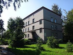Нижневартовская окружная клиническая больница на ленина