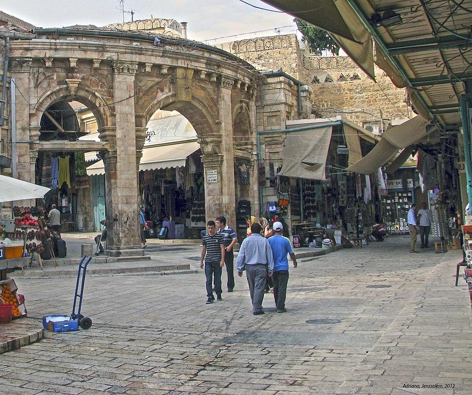 המוריסן ברובה הנוצרי- ירושלים