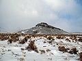 بارش برف در روستای جاسب قم- قله ولیجیا 05.jpg