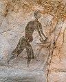 رسومات القدماء في صحراء الجزائر جانت 1.jpg