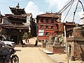 भक्तपुरको तचपाल (दत्तात्रय)मा अवस्थीत मन्दिर तथा स्तुपाहरु 03.jpg