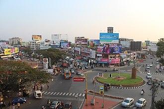 Kannur - Gandhi Circle