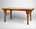 明 黃花梨 畫案-Painting table MET DT4046.jpg