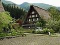 白川鄉合掌屋 Shirakawa-go Gasshozukuri Farmhouse - panoramio.jpg