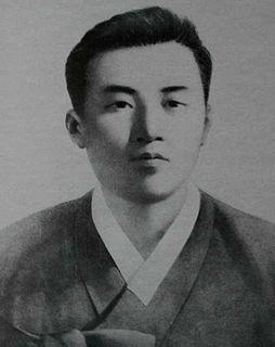 Kim Hyong-jik father of Kim Il-sung