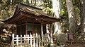 高野山 奥の院 上杉謙信廟3 Koyasan (Mount Koya) - panoramio.jpg