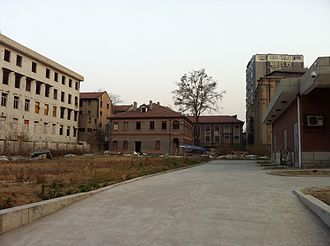 Logan H. Roots (bishop) - Former Residence of Roots in Wuhan