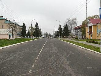 Brahin, Belarus - Image: 000 Brahin 09