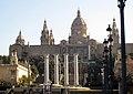 007 Les Quatre Columnes i el Palau Nacional.jpg