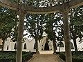 007 Parc de Sant Jordi (Terrassa), la masia Freixa des de la glorieta.jpg