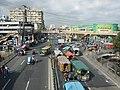 0161jfPedestrian footbridge Tayuman Juan Luna Bridge Estero de la Reina C-18 Capulong Pritil Tondo Manilafvf.jpg
